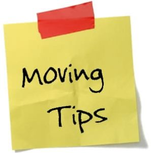 Moving Must Do's